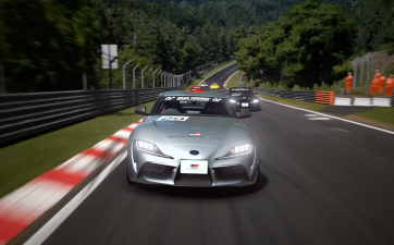 How To Join Toyota's GR Supra GT Cup Asia – Philippines