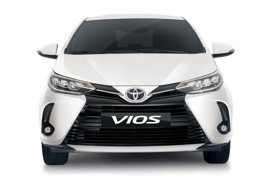 LEVEL UP YOUR DRIVE WITH THE NEW TOYOTA VIOS