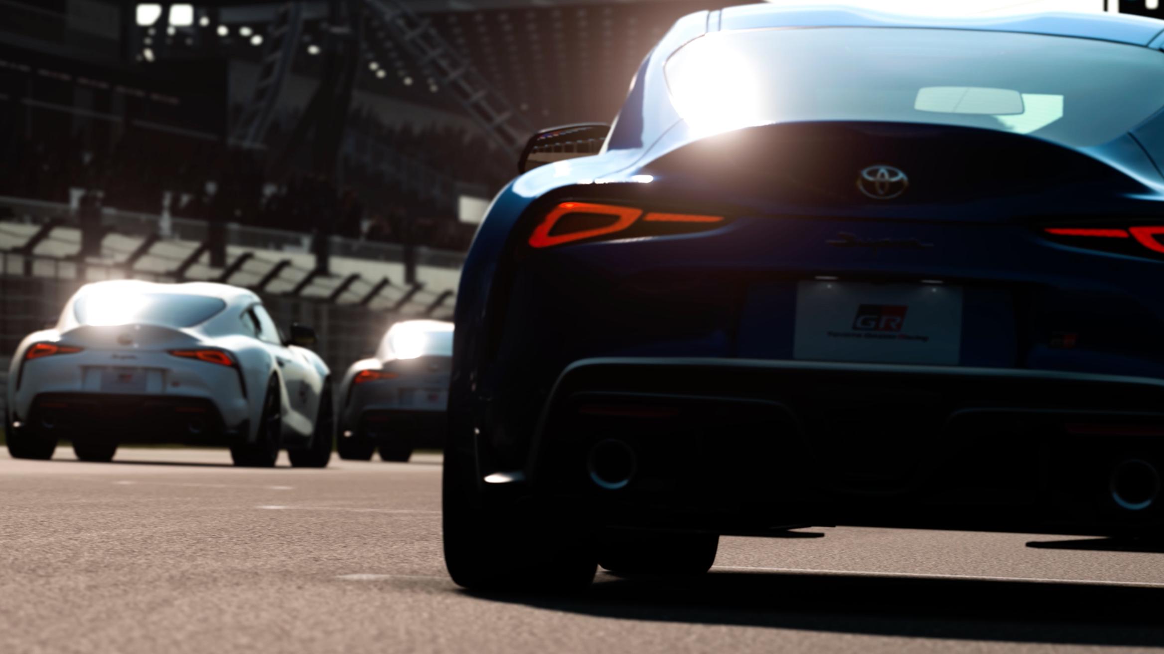Bringing Real Excitement to Virtual Racing