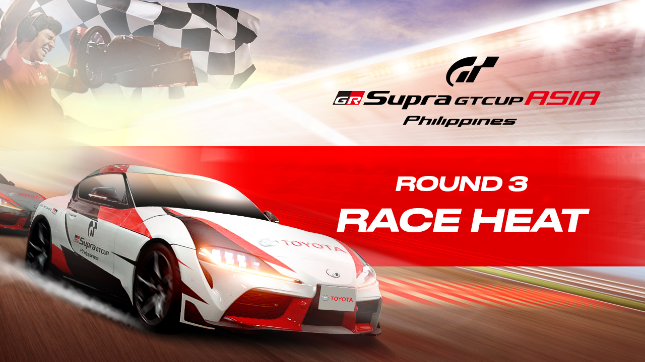 Who will win the third and last round of the 2020 GR Supra GT Cup Asia Philippines?