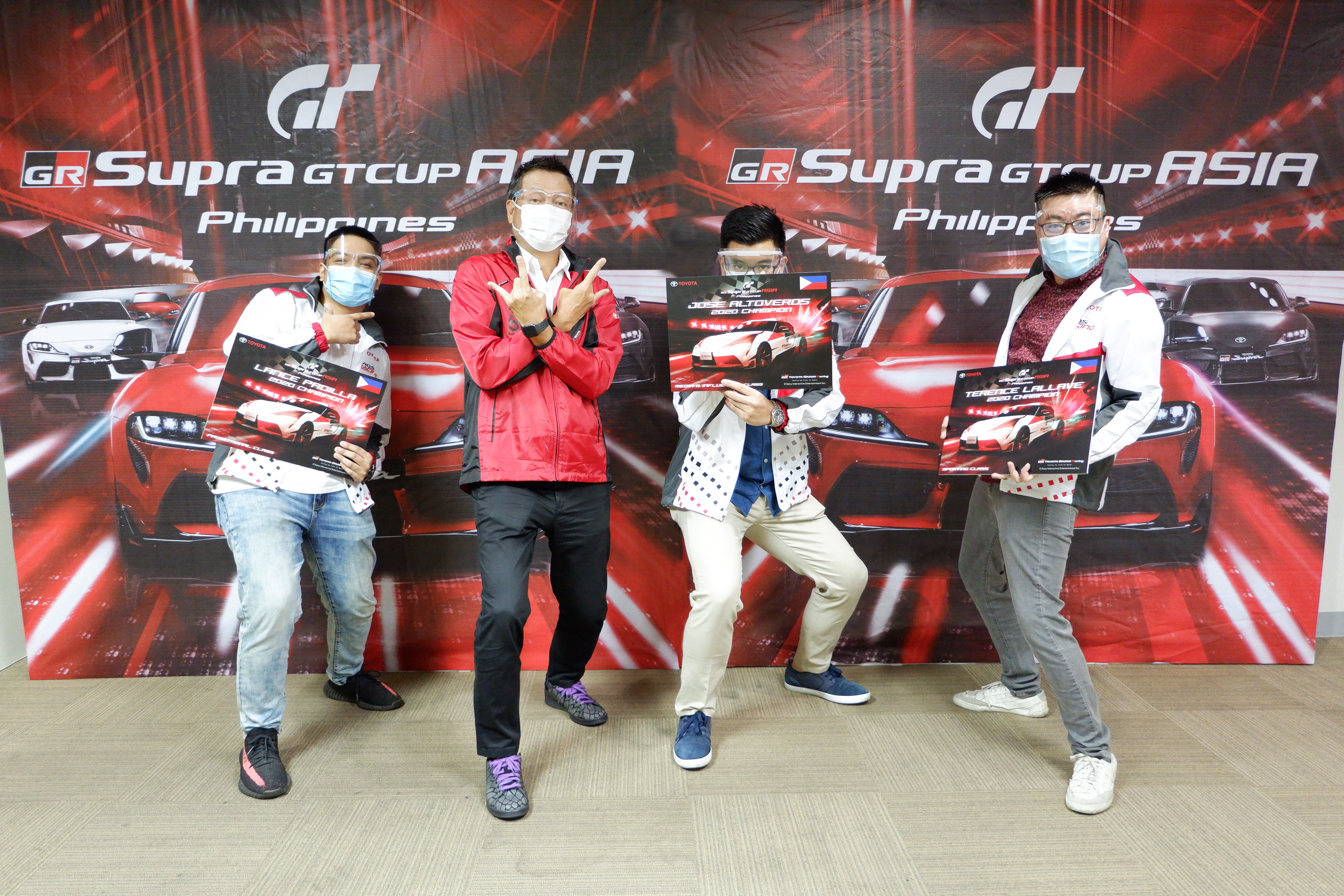 Toyota Motor Philippines crowns GR Supra GT Cup Asia Philippines champions