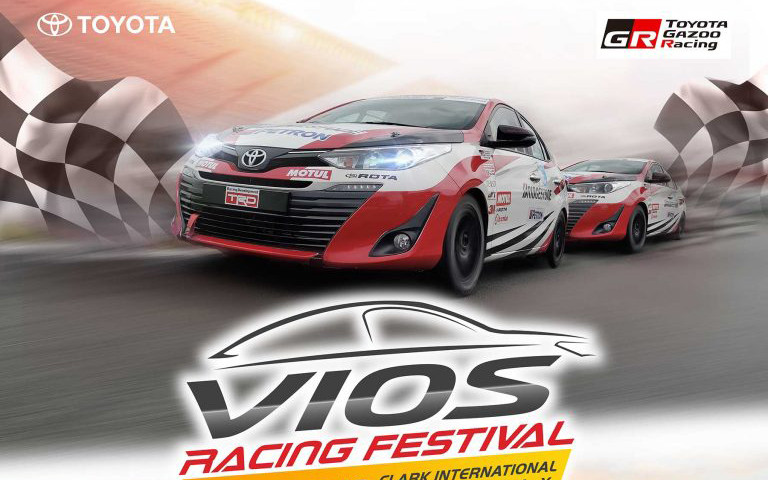 Catch the Final Leg of the 2019 Vios Racing Festival This Weekend – On-Site and Online