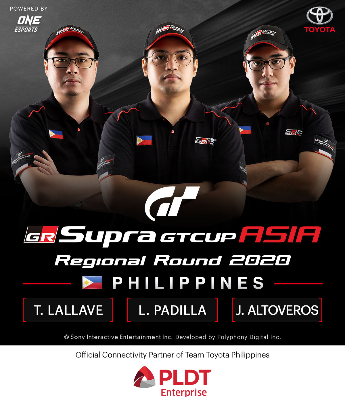 "Team Toyota Philippines aims for ""GR Supra GT Cup Asia 2020"" Regional Championship"