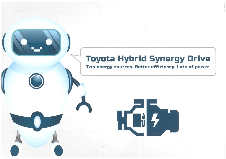 Toyota Hybrid Electric Vehicle