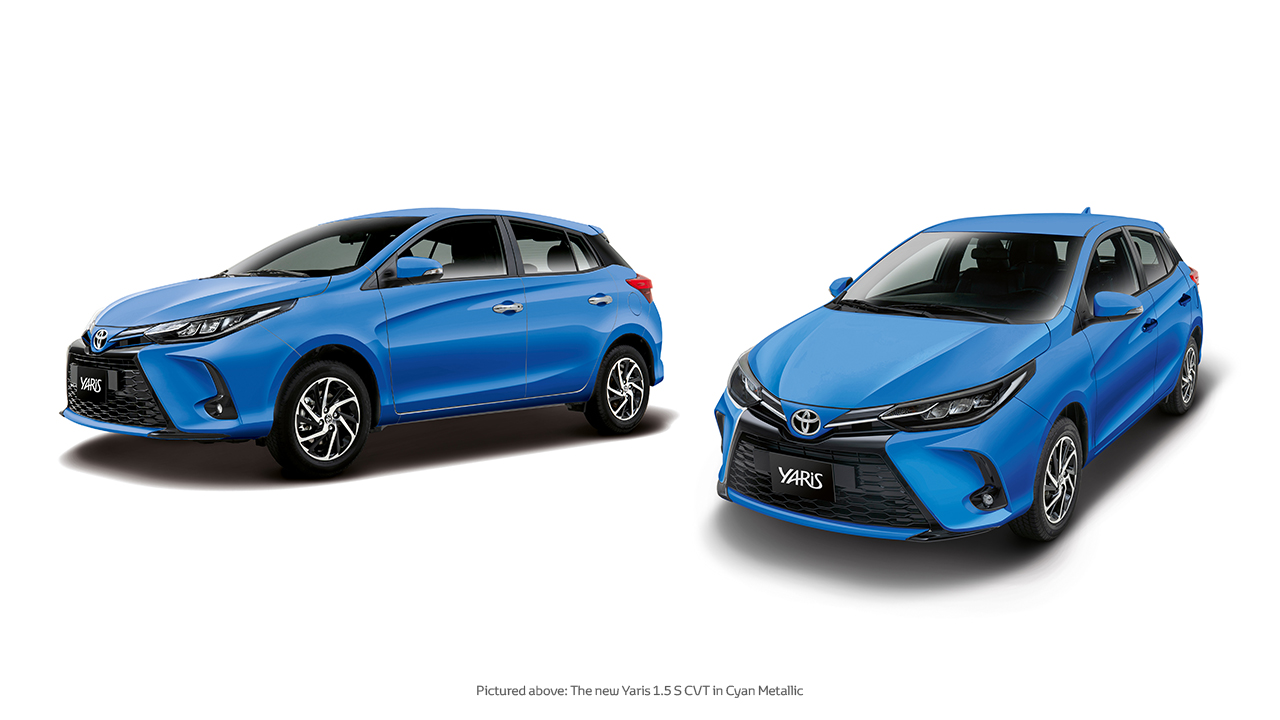 Toyota PH Reveals Re-Styled New Yaris for 2021