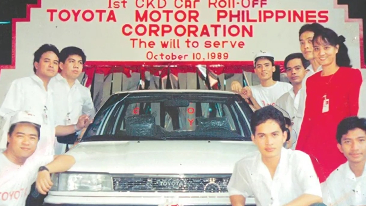 How Toyota is More Filipino Than You Think