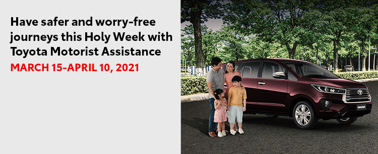 Toyota Motorist Assistance Program
