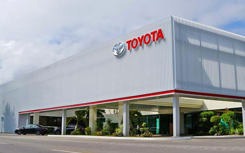 Toyota Customer Assistance Center Operations During ECQ