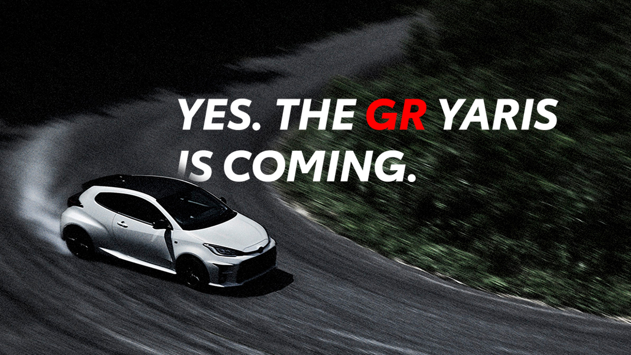 CONFIRMED: The GR Yaris is coming to the Philippines