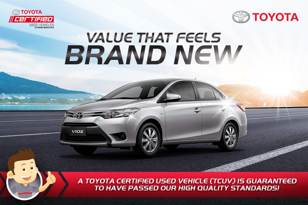 Toyota Sees Increase In Inquiries On Its Certified Used Cars