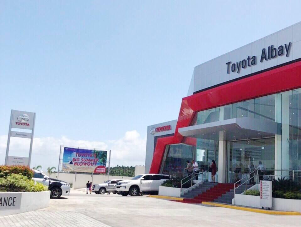 Toyota Albay