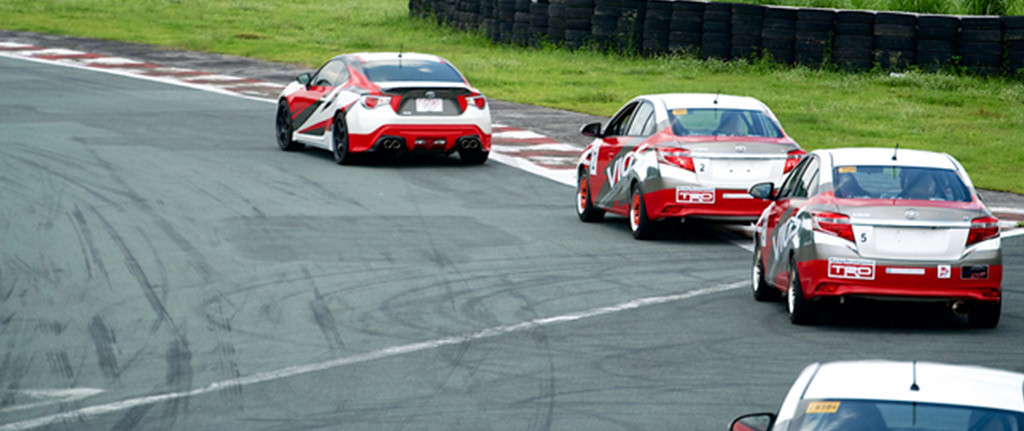 TOYOTA IS SET TO SPEARHEAD MOTORSPORTS IN THE COUNTRY