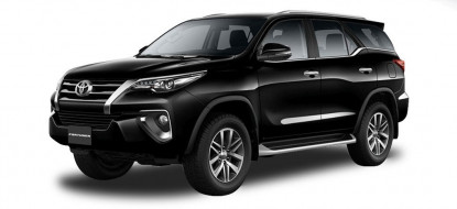 Fortuner 2.7 4x2 G Gas A/T
