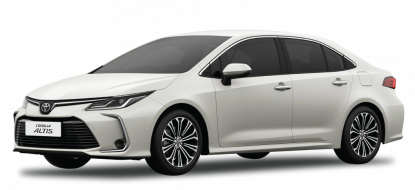 Corolla Altis 1.6 V CVT