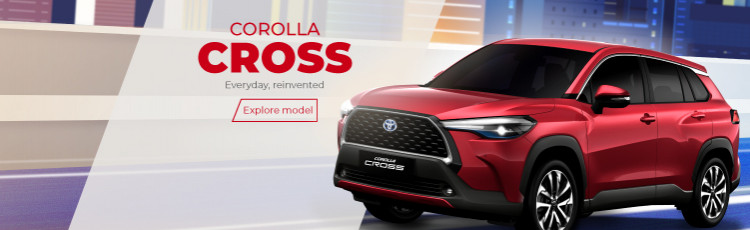 Toyota Motor Philippines Official Site