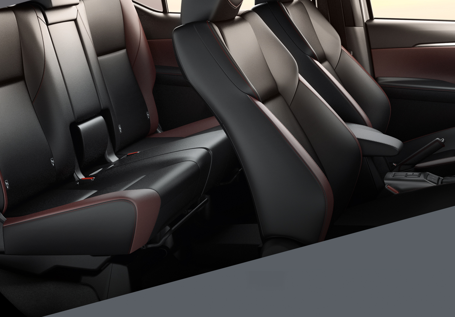 Unparalleled Comfort for the Road Ahead