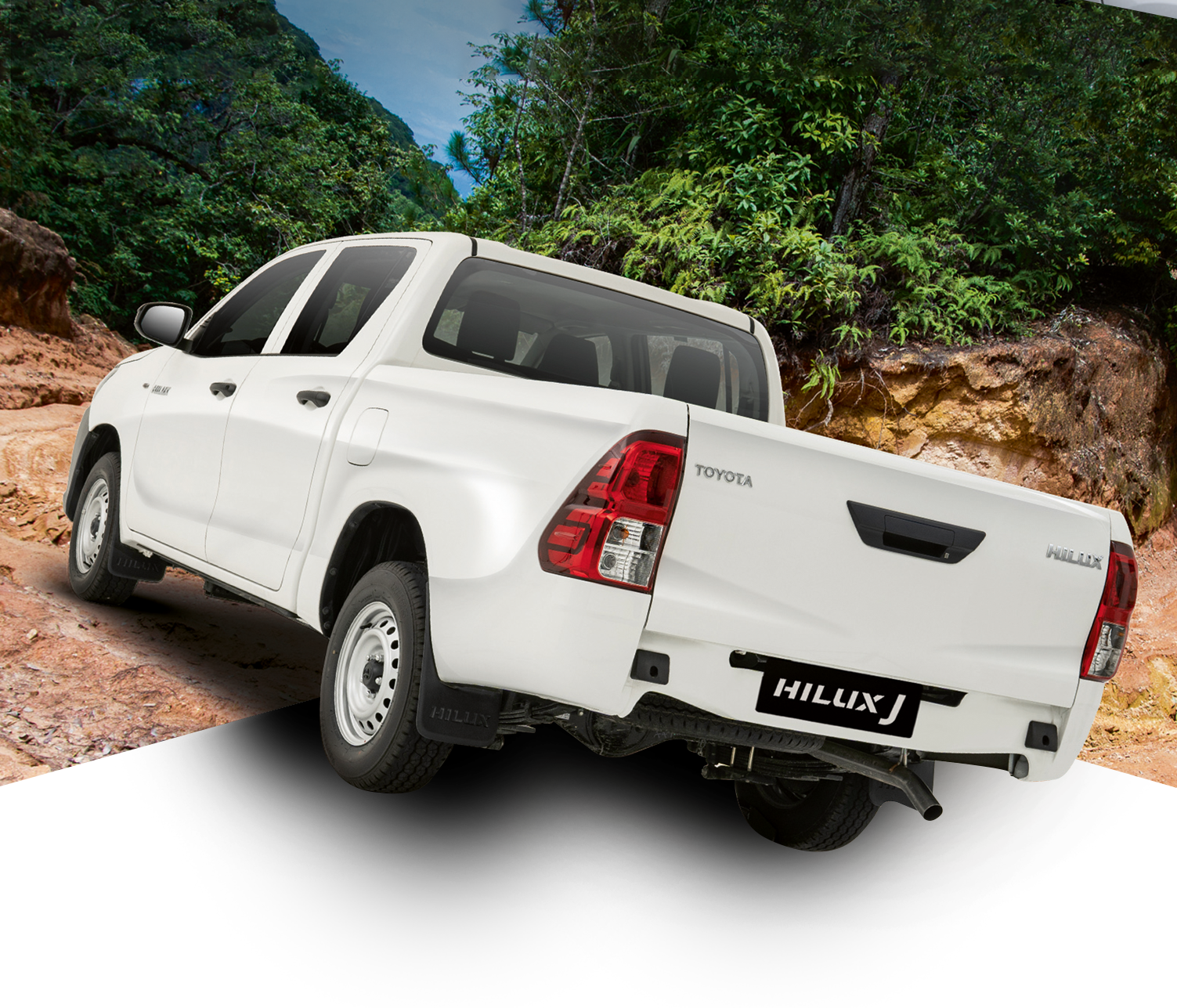 Take on Everything with the Hilux