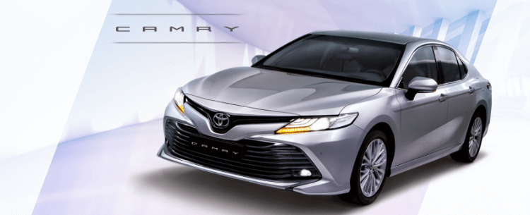Camry Mobile Banner
