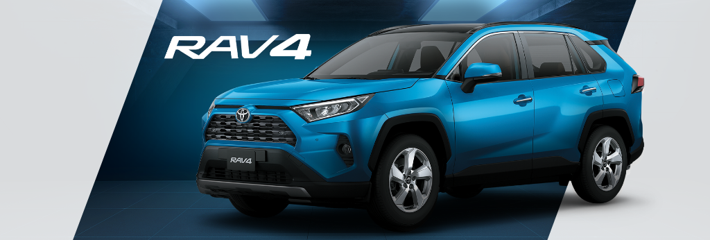 RAV4 Tablet Banner